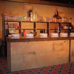 Harry Potter Hogwarts Bar Hire