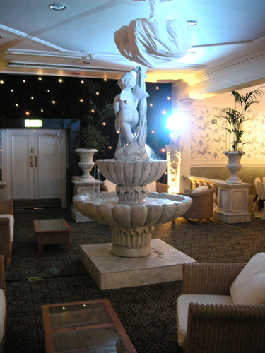 Ornate Fountain Hire - Prop Hire - Staging Services