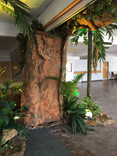 Tree Bark Prop Hire - Staging services