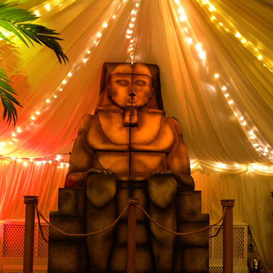 Egyptian Event Themes & Props