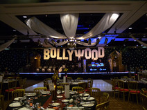 Bollywood Sign Prop Hire - Staging Services