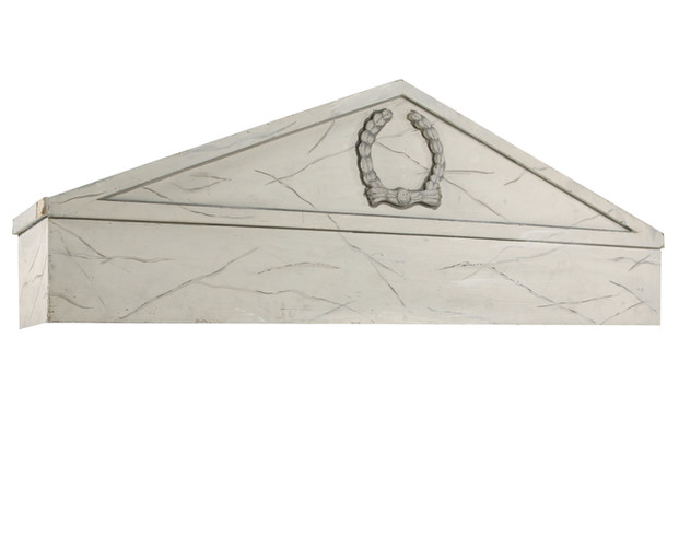 B&W - Marble Grained Pediment.jpg