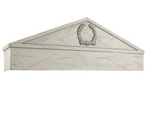 B&W - Marble Grained Pediment.jpg