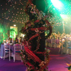 Enchanted Forest Event Theming