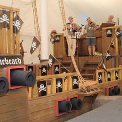 Bespoke Pirate Ship