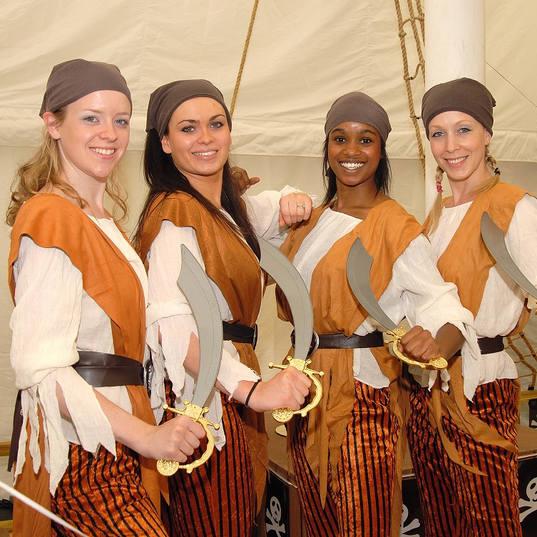 Dancing Pirates - Event Entertainment