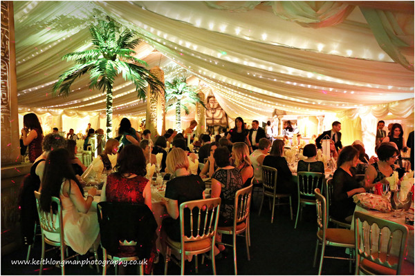 Egyptian Table Centre Prop Hire - Staging Services