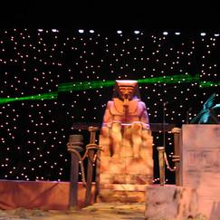 Egyptian Sphinx Prop Hire