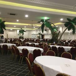 Jungle Banquet - Room Dressing