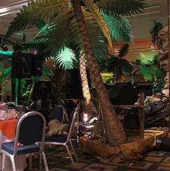 Jungle Stage Dressing