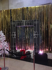 Great Gatsby Photo booth hire - Staging Services