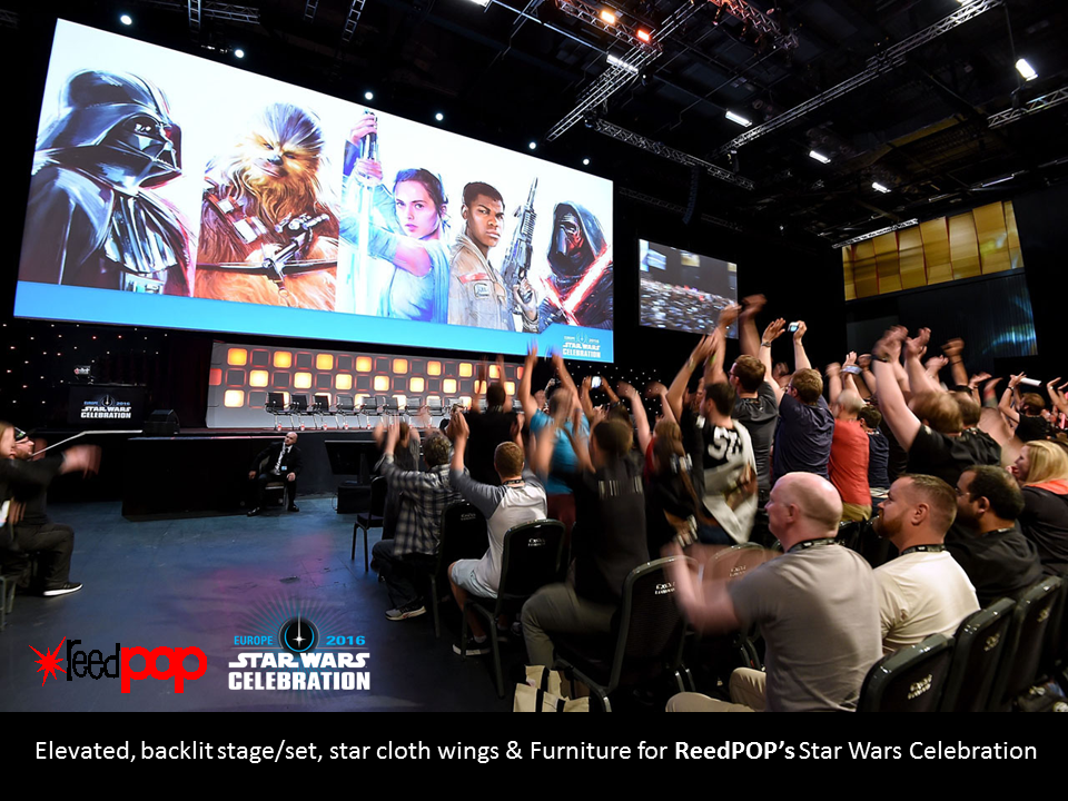 Star Wars Celebration - ReedPOP