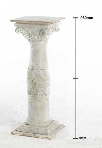 1-412-Atlantis - Imola marble pedestal.j