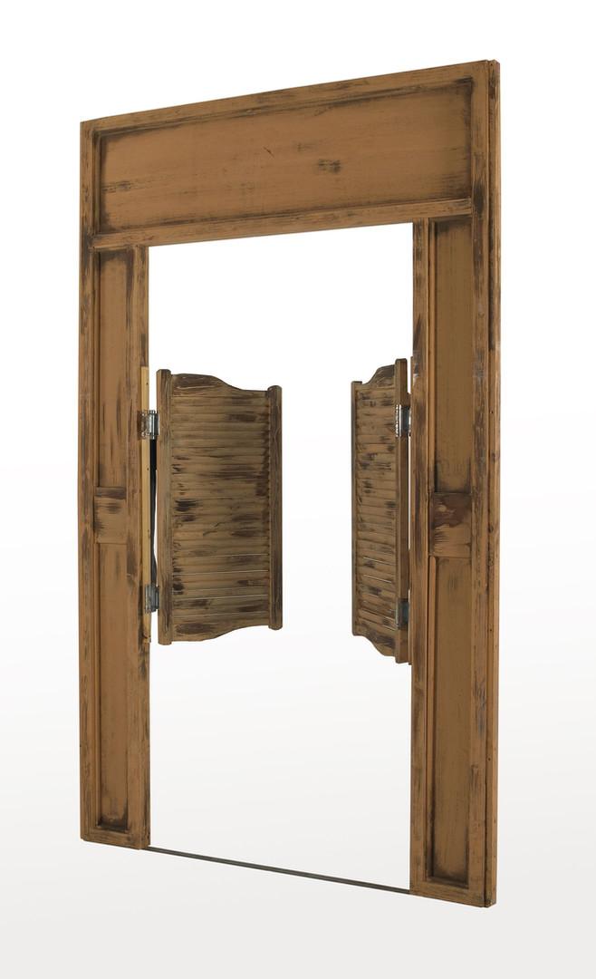 Saloon Doors Prop Hire - Staging Services