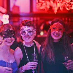 Masquerade Ball - Venetian Carnival  Event Theming