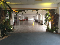 Jungle Palm Tree Prop Hire Staging Services