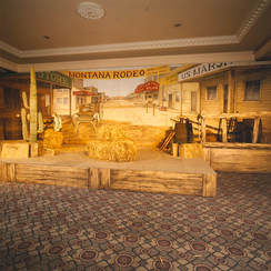 Country & Western Event Themes