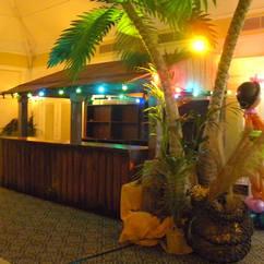 Beach Bar & Palm Trees Hire