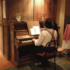 Honky Tonk Piano Hire