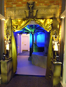 Egyptian Entrance