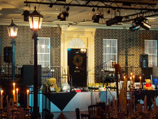 London - Lamp Post Prop Hire - Staging Services
