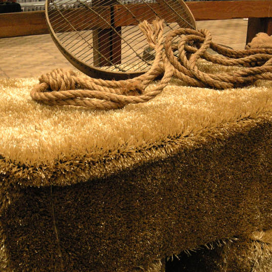Scenic Hay Bale Prop Hire