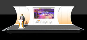 Staggered Conference Set