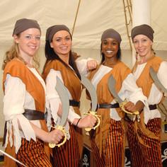 Dancing Pirates