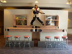 American Diner Bar