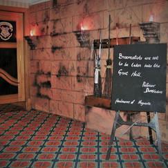 Hogwarts Entrance Feature