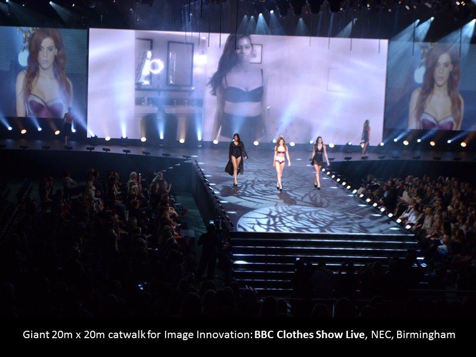 Catwalk Hire | Stage HIre | Fashion Show Production