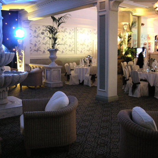 Room Dressing Themed Events