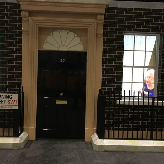 No.10 Downing Street Set Hire