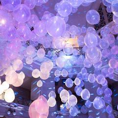Great Gatsby Balloon Drop