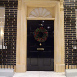10 Downing Street Stage & Set