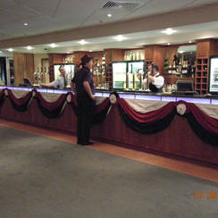 Country & Western Themed Bar