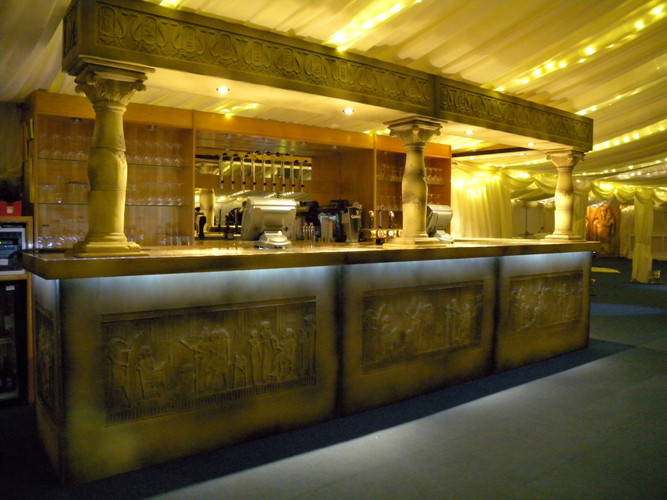 Themed Bar Hire - Staging Services