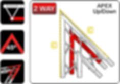 EVENT-DECK 1m x 2m Deck