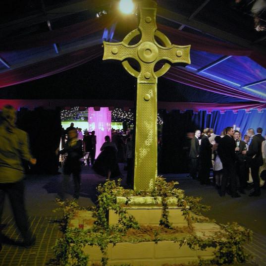 Hogwarts Celtic Cross