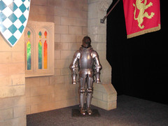 Medieval Suit of Armour - Prop Hire - Staging Services
