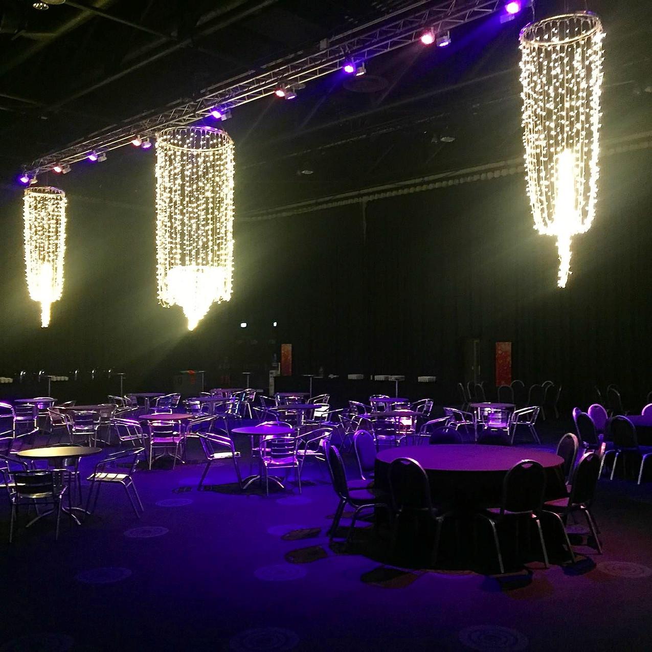 Banquet Hall Blackout Drape