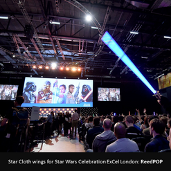 Official Star Wars Event ExCel London