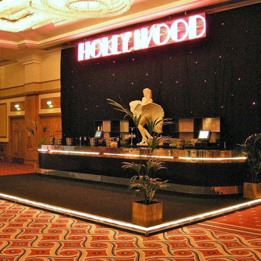 Hollywood Style Bar Hire