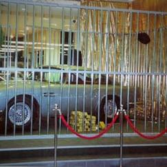 007 Aston Martin & Bullion in Vault