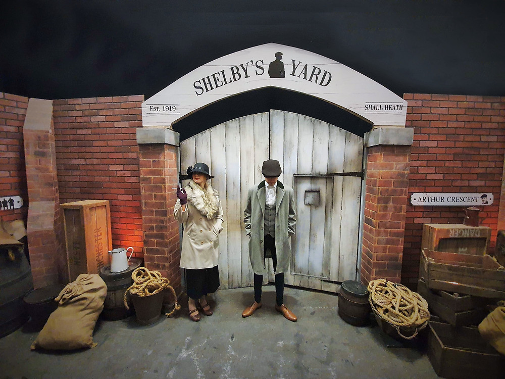 The Peaky Blinders Event Theming & Prop Hire