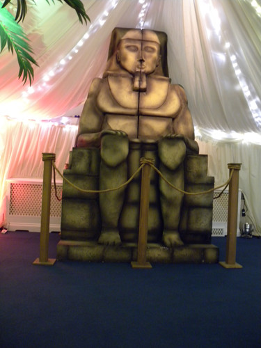 Egyptian Prop Hire -Staging Services