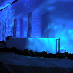 Lost City Of Atlantis Event Theming