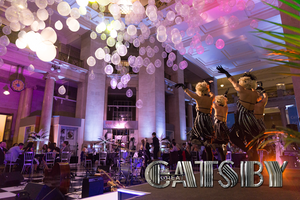 Full Great Gatsby Experience for Redrow Homes – Theming, Entertainment, Creative, Production