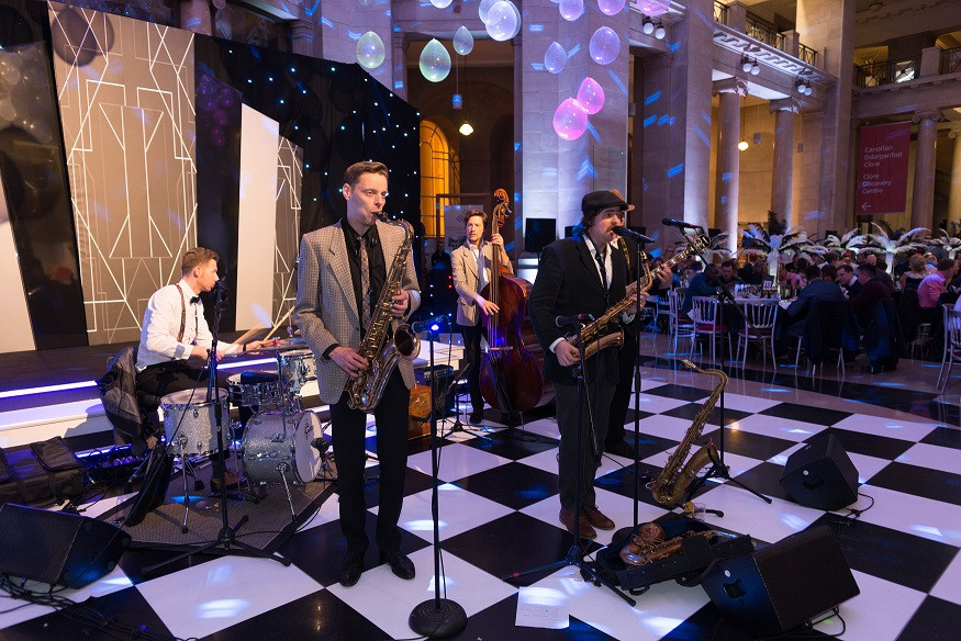 Theming Services 1920s Jazz Band