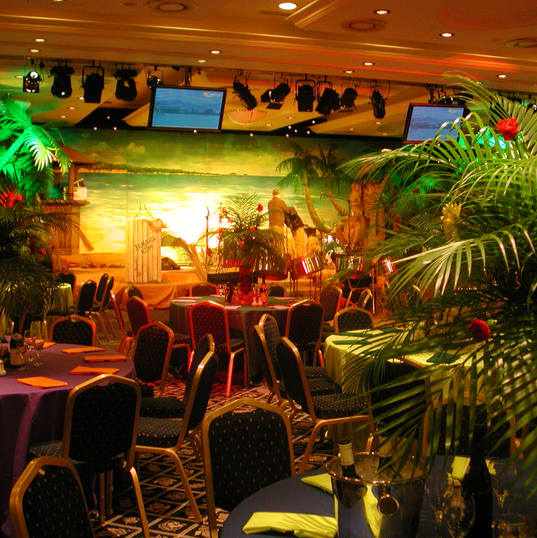 Caribbean Event Theming